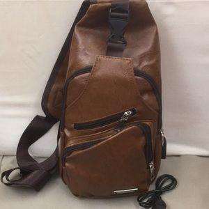 Handbags - NWOT Unisex Men Women Crossbody/Messenger Bag